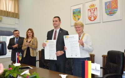 2017 – Bulkešani i delegacija Kirchheim unter Teck u Bačkom Petrovcu