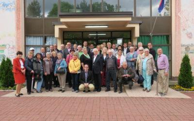 2017 – Gerd Mogler Bulkešani i delegacija Kirchheim unter Teck u Bačkom Petrovcu