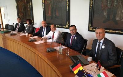 Poseta delegacije Opštine Bački Petrovac gradu Kirchheim unter Teck