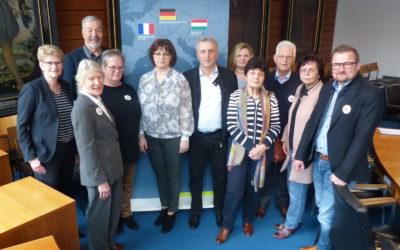 Delegacija B. Petrovca u Kirchheim unter Teck 2019