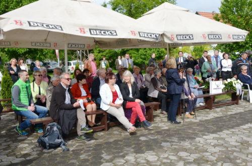 2017 - Bulkešani i delegacija Kirchheim unter Teck u Bačkom Petrovcu