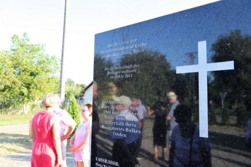 2019 - Delegacija Kirchheim unter Teck - poseta groblju