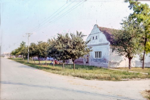 Ćirpanova sa ugla D.Tucovica ka I.L.Ribara - desna strana (2)