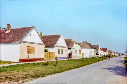 Ćirpanova sa ugla M.Oreškovića ka I.L.Ribara, leva strana