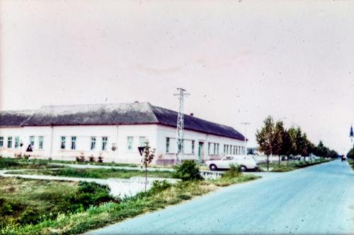 I.L.Ribara na uglu sa B.Jedinstva , Stara skola