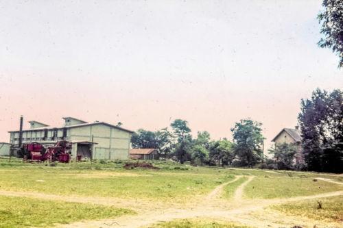 Sušara i železnička stanica