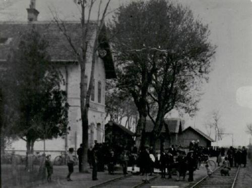 Bulkeser Bahnhof 1943