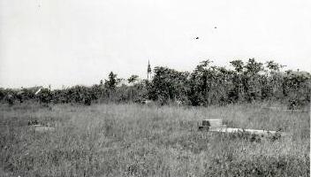Bulkeser Friedhof 1975