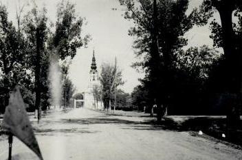 Bulkeser Kirche 1952