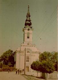 Bulkeser Kirche 1963