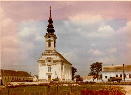 Bulkeser Kirche 1966