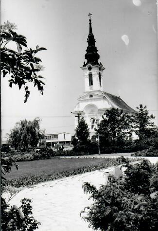 Bulkeser Kirche 1975